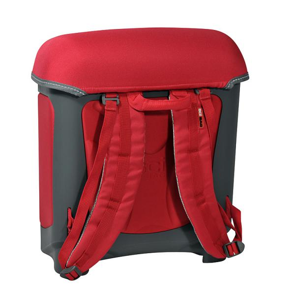 SCi BAG RED hinten